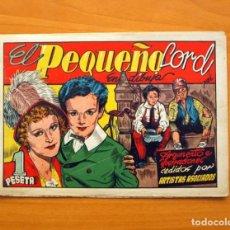 Tebeos: EL PEQUEÑO LORD - PELÍCULAS FAMOSAS Nº 5 - EDICIONES CLIPER 1942. Lote 64471967