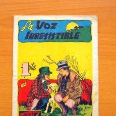 Tebeos: LA VOZ IRRESISTIBLE - PELICULAS FAMOSAS Nº 23 - EDICIONES CLIPER 1942. Lote 64472379
