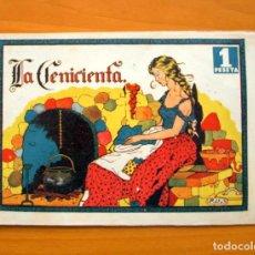 Tebeos: CUADERNOS SELECTOS CISNE, Nº 6 LA CENICIENTA - EDITORIAL CLIPER 1942. Lote 64473447