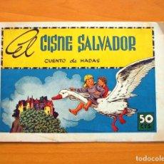Tebeos: CUADERNOS SELECTOS CISNE - EL CISNE SALVADOR - EDITORIAL CLIPER 1942. Lote 64473707
