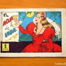 Tebeos: CUADERNOS SELECTOS CISNE, Nº 28 - EL AGUA DE LA VIDA - EDITORIAL CLIPER 1942. Lote 64475247
