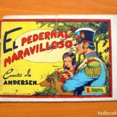 Tebeos: CUADERNOS SELECTOS CISNE, Nº 42 - EL PEDERNAL MARAVILLOSO - EDITORIAL CLIPER 1942. Lote 64478899