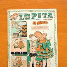 Tebeos: LUPITA, Nº 31 EL SANTO - EDICIONES CLIPER 1950. Lote 64535431