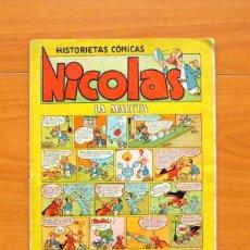 Tebeos: NICOLÁS, Nº 2 LA MALETA - EDICIONES CLIPER 1948. Lote 64535559