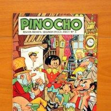 Tebeos: PINOCHO - EDICIONES CLIPER 1957 - Nº 5. Lote 64535743