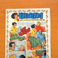 Tebeos: FLORITA, Nº 183 LAS POESIAS - EDICIONES CLIPER 1949. Lote 64535915