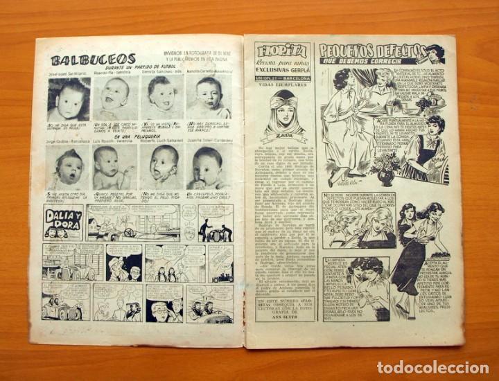 Tebeos: Florita, nº 183 Las poesias - Ediciones Cliper 1949 - Foto 2 - 64535915