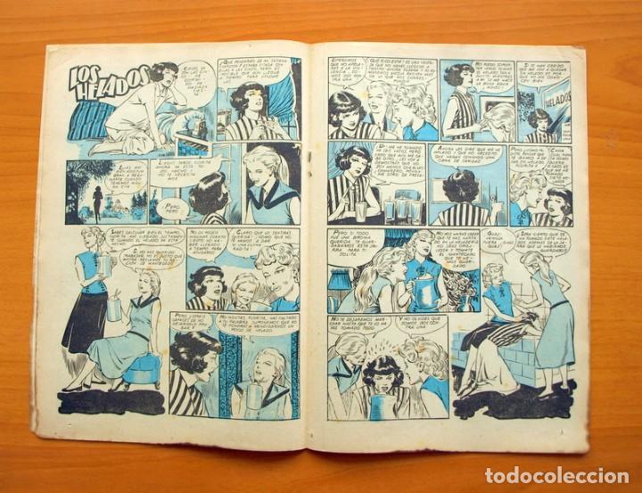 Tebeos: Florita, nº 183 Las poesias - Ediciones Cliper 1949 - Foto 3 - 64535915