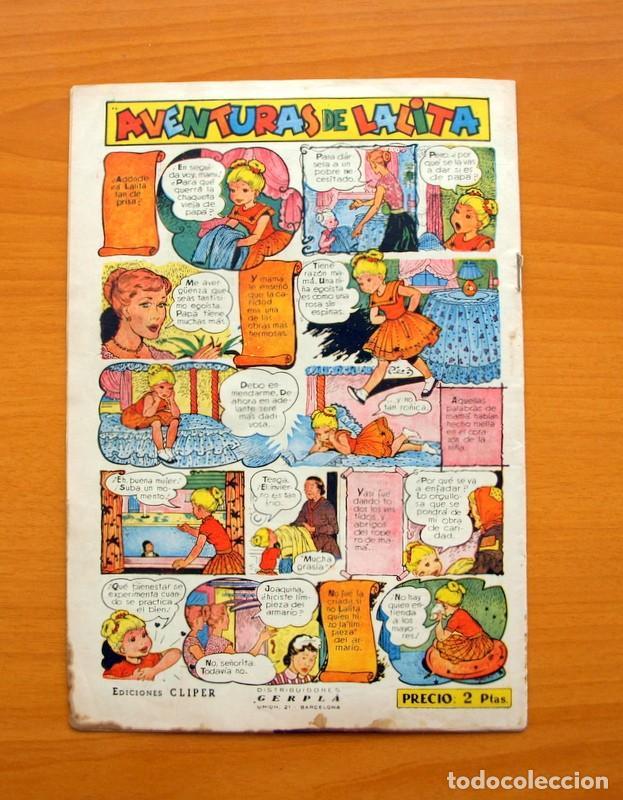 Tebeos: Florita, nº 183 Las poesias - Ediciones Cliper 1949 - Foto 5 - 64535915