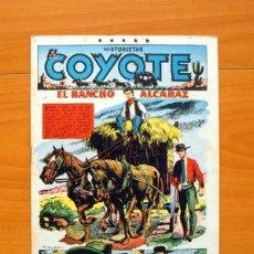 Tebeos: EL COYOTE, Nº 93 EL RANCHO ALCARAZ - EDICIONES CLIPER 1947. Lote 64536111
