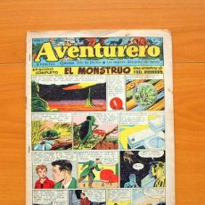 Tebeos: AVENTURERO, Nº 25 - EDICIONES CLIPER 1953. Lote 64536499