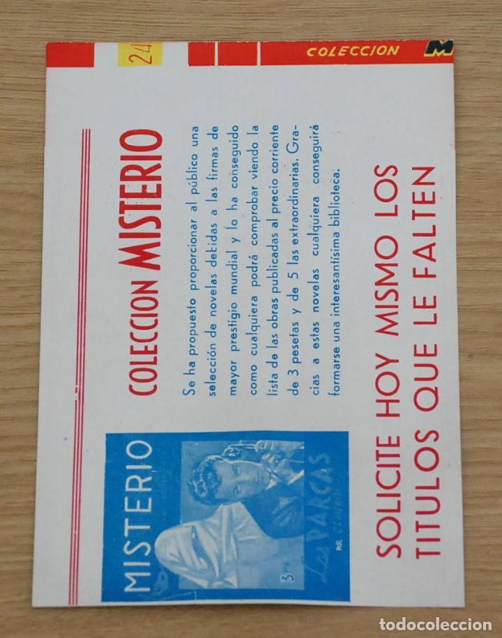 Tebeos: FOLLETO PUBLIDAD SOBRES EL COYOTE - CLIPER 1946 - Foto 2 - 65960354