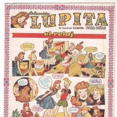 Tebeos: LUPITA ORIGINAL Nº 46 EDITORIAL CLIPER 1950. Lote 67061594