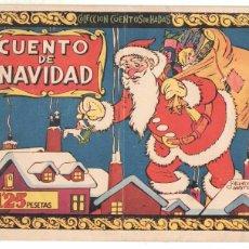 Tebeos: COLECCION CUENTOS DE HADAS ORIGINAL - EDI. GERPLA,CLIPER - CUENTO DE NAVIDAD - SALVADOR MESTRES. Lote 68786793