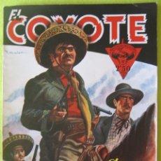 Tebeos: EL COYOTE_ EL DIABLO EN LOS ANGELES_ J. MALLORQUI_ EDICIONES CLIPPER. Lote 73636911