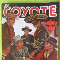 Tebeos: EL COYOTE _ LA HACIENDA TRAGICA _ J. MALLORQUI _ EDICIONES CLIPPER. Lote 73637747