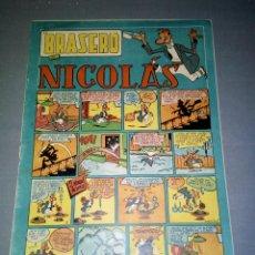 COMIC - NICOLAS ( 1,50 PTAS) EDIC CLIPER - Nº 25 ( AÑOS 50/60)