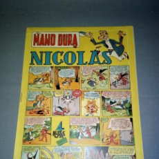 COMIC - NICOLAS ( 1,50 PTAS) EDIC CLIPER - Nº 26 ( AÑOS 50/60)