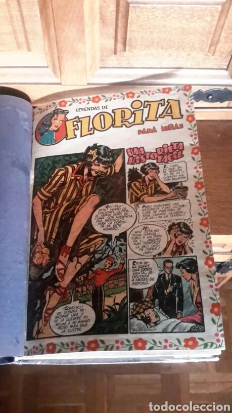COMIC ANTIGUOS DE FLORITA (Tebeos y Comics - Cliper - Florita)