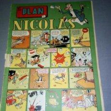 Tebeos: 1018- COMIC NICOLAS -- 1.50 PTAS -- Nº 36 -- AÑOS 50 ( BARCELONA). Lote 74619371
