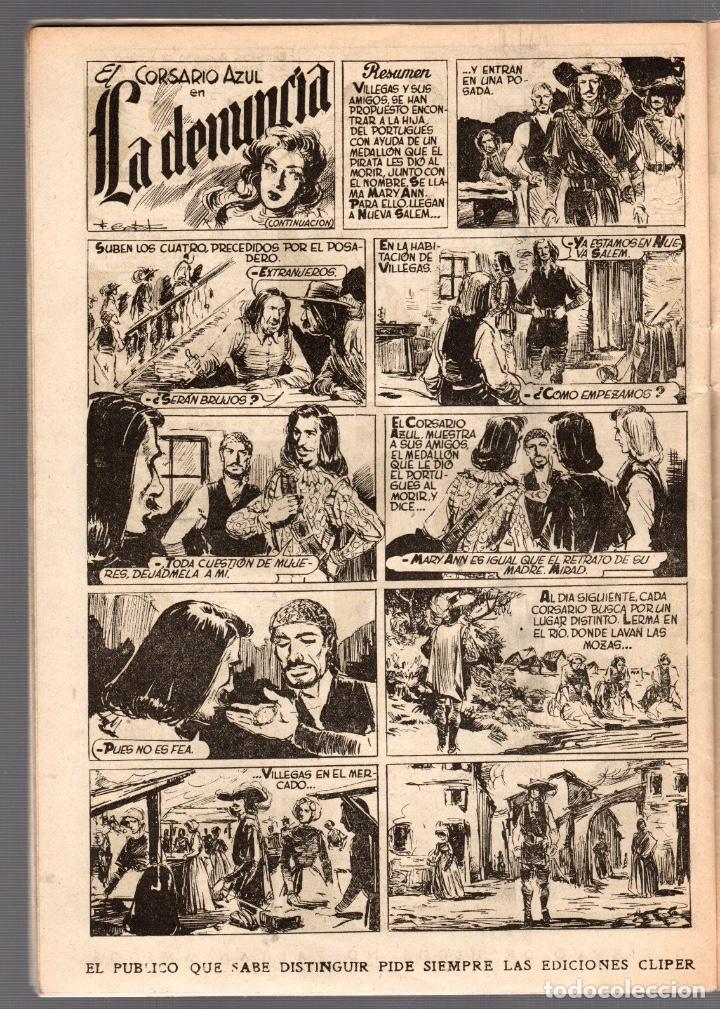 Tebeos: ALMANAQUE COYOTE AÑO 1952. EDICIONES CLIPER. ORIGINAL, NO REEDICION - Foto 3 - 75703979