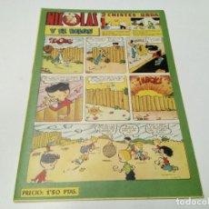Tebeos: COMIC NICOLAS -- 1.50 PTAS -- Nº 67 -- AÑOS 50/60 ( BARCELONA) . Lote 89549431