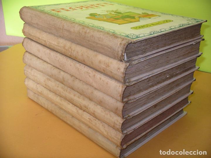 Tebeos: Florita, lote nºs 1 al 140 en tomos, ed. Cliper, años 1950. tomo, OFERTA!!!, ercom - Foto 2 - 77817985