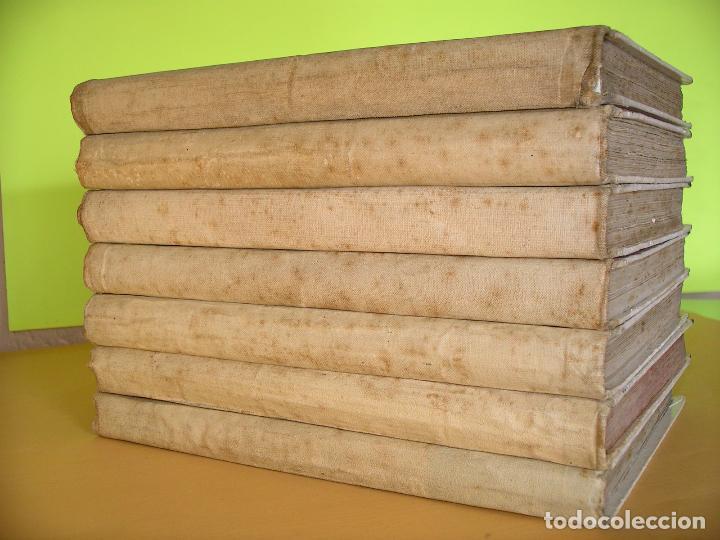 Tebeos: Florita, lote nºs 1 al 140 en tomos, ed. Cliper, años 1950. tomo, OFERTA!!!, ercom - Foto 3 - 77817985