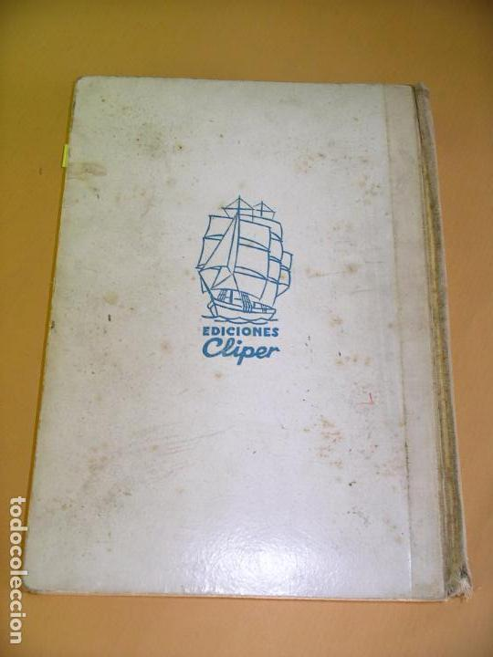 Tebeos: Florita, lote nºs 1 al 140 en tomos, ed. Cliper, años 1950. tomo, OFERTA!!!, ercom - Foto 7 - 77817985
