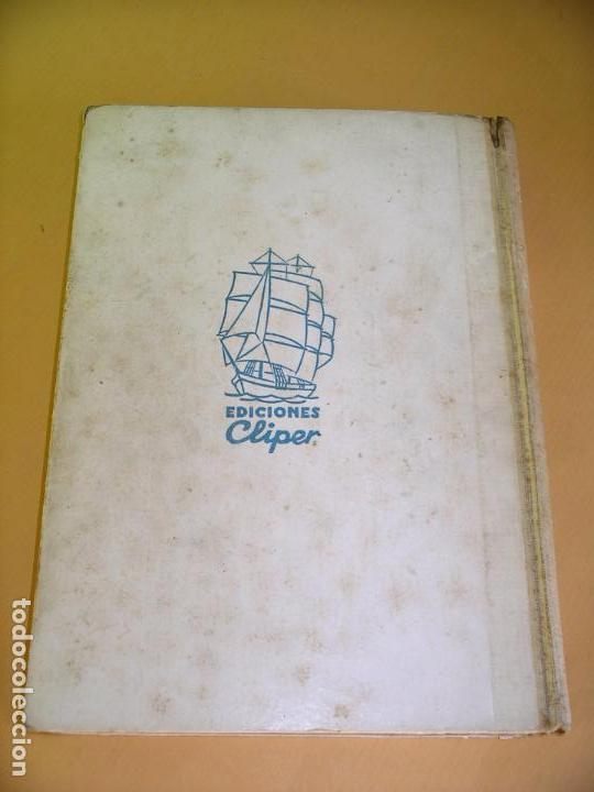 Tebeos: Florita, lote nºs 1 al 140 en tomos, ed. Cliper, años 1950. tomo, OFERTA!!!, ercom - Foto 9 - 77817985