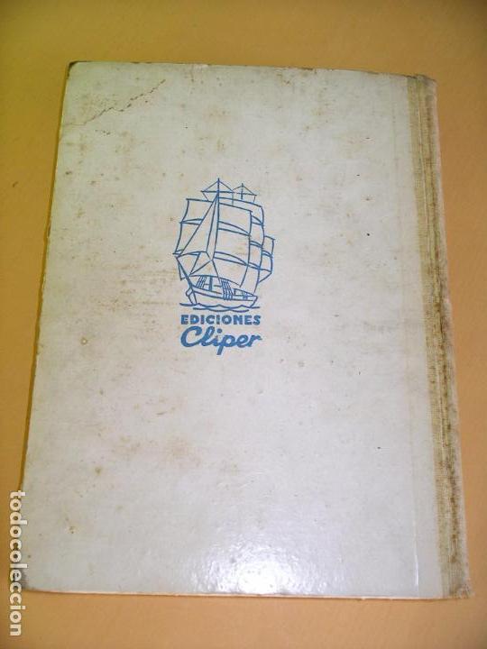 Tebeos: Florita, lote nºs 1 al 140 en tomos, ed. Cliper, años 1950. tomo, OFERTA!!!, ercom - Foto 11 - 77817985