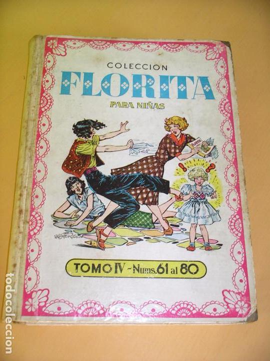 Tebeos: Florita, lote nºs 1 al 140 en tomos, ed. Cliper, años 1950. tomo, OFERTA!!!, ercom - Foto 12 - 77817985