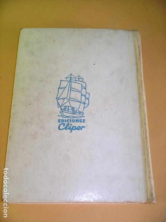 Tebeos: Florita, lote nºs 1 al 140 en tomos, ed. Cliper, años 1950. tomo, OFERTA!!!, ercom - Foto 17 - 77817985