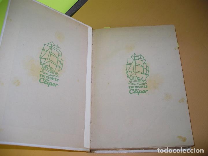 Tebeos: Florita, lote nºs 1 al 140 en tomos, ed. Cliper, años 1950. tomo, OFERTA!!!, ercom - Foto 22 - 77817985