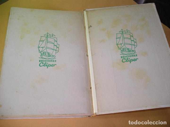 Tebeos: Florita, lote nºs 1 al 140 en tomos, ed. Cliper, años 1950. tomo, OFERTA!!!, ercom - Foto 23 - 77817985