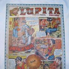 Tebeos: LUPITA N. 41 - CLIPER - ORIGINAL. Lote 80603350