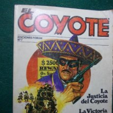 Tebeos: EL COYOTE Nº 7. Lote 81270296