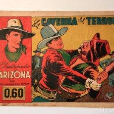 Tebeos: EL INTREPIDO ARIZONA Nº 5 - CLIPER - ORIGINAL CON SUS CROMOS EN LA PARTE POSTERIOR.. Lote 81951792