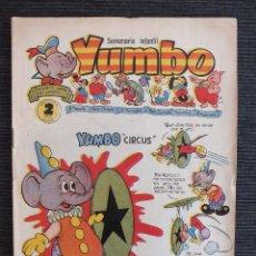Tebeos: YUMBO Nº 22 EDICIONES CLIPER. Lote 84444984