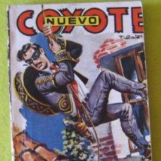 Tebeos: EL NUEVO COYOTE _EL COYOTE AL RESCATE. Lote 84816284