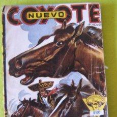 Tebeos: EL COYOTE _MURIÓ VIOLENTAMENTE. Lote 84816404