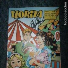 Tebeos: FLORITA, REVISTA JUVENIL FEMENINA, NUMERO 481.. Lote 87512576