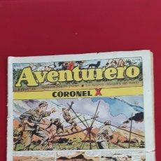 Tebeos: AVENTURERO N°19 CORONEL X EDICIONES FUTURO 1953. Lote 87570862