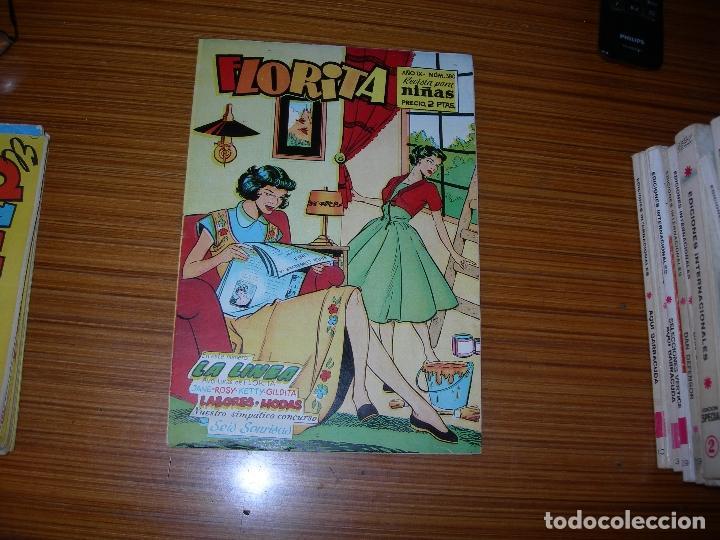 FLORITA Nº 380 EDITA CLIPER (Tebeos y Comics - Cliper - Florita)