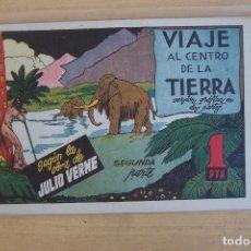 Tebeos: CLIPER, AVENTURAS CÉLEBRES Nº VIAJE AL CENTRO DE LA TIERRA SEGUNDA PARTE. Lote 88110004