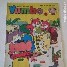 Tebeos: YUMBO N º348,CLIPER ,ORIGINAL POR ABRIR. Lote 90523550