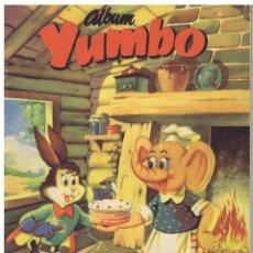 Tebeos: ALBUM YUMBO. CLIPER. Lote 91578300