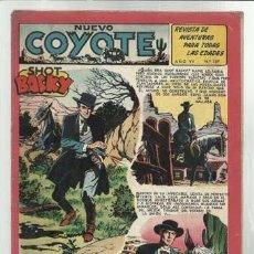 Tebeos: EL COYOTE Nº 137: SHOT BACKY, 1953, ORIGINAL, MUY BUEN ESTADO. Lote 92048715