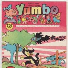 Tebeos: YUMBO Nº 257. CLIPER 1953. . Lote 92059460