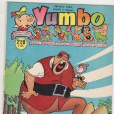 Tebeos: YUMBO Nº 233. CLIPER 1953.. Lote 92059790